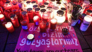 Veillées d'hommage à travers toute l'Allemagne après les tueries racistes à Hanau