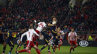 Europa League: Προβάδισμα Άρσεναλ μετά το 0-1 στο Καραϊσκάκης