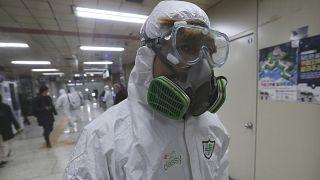 Coronavirus: nuovo focolaio infettivo in una chiesa in Corea del Sud