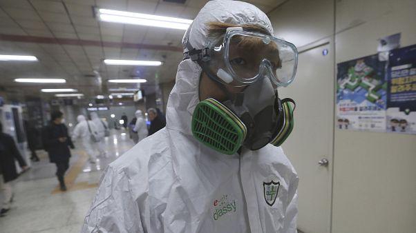 Covid-19 : inquiétude en Corée du Sud, 52 nouveaux cas enregistrés à Daegu