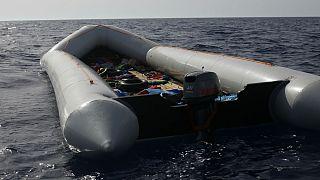 ناپدید شدن قایق مهاجران ایرانی و آفریقایی با ۹۱ سرنشین در مدیترانه