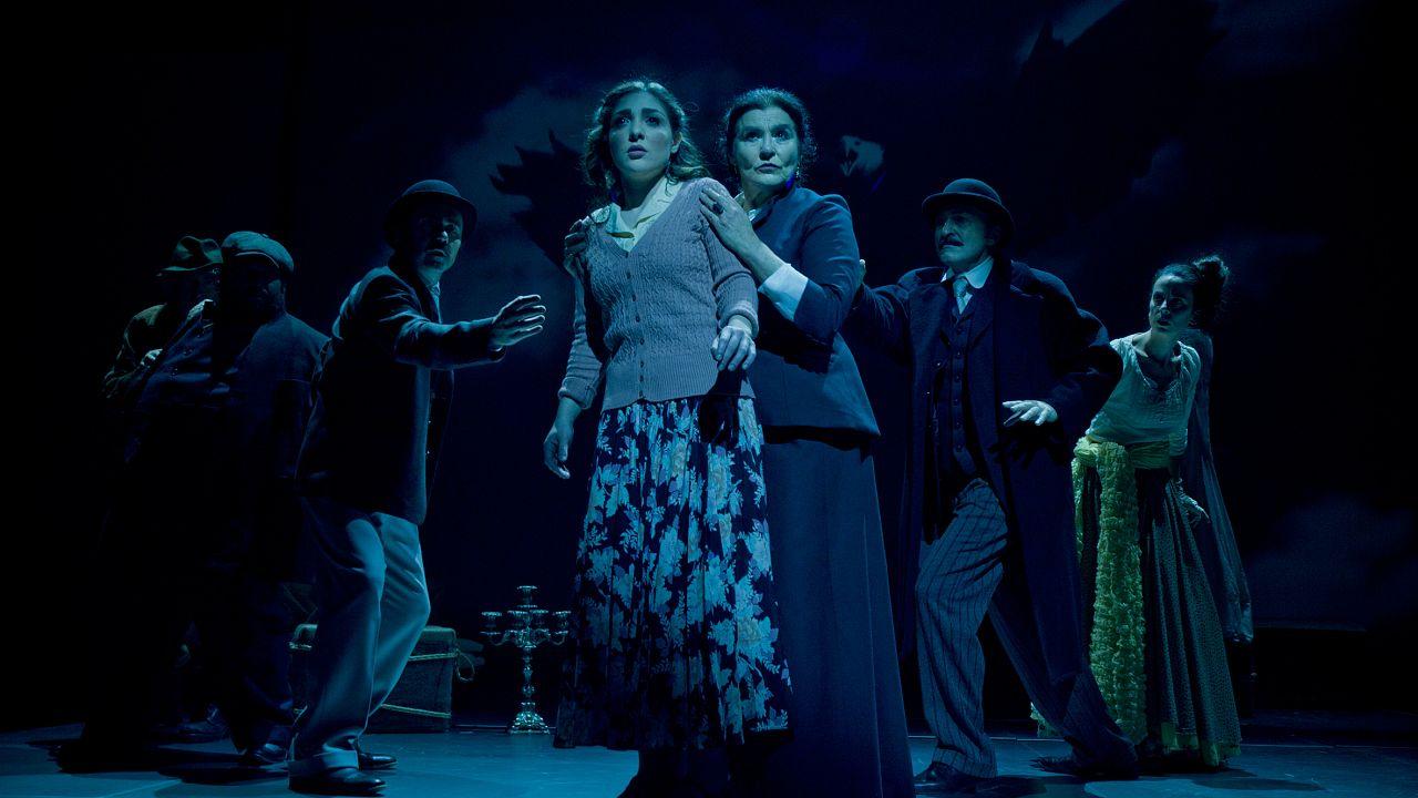 """ΘΟΚ: """"Η Δράκαινα"""" του Δημήτρη Μπόγρη σε σκηνοθεσία Λυδίας Κονιόρδου"""
