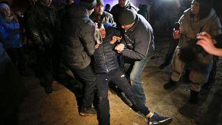 Quarentena devido ao Covid-19 provoca revolta