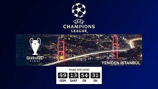 İstanbul 2020 UEFA Şampiyonlar Ligi Finali'nin internet sitesi açıldı