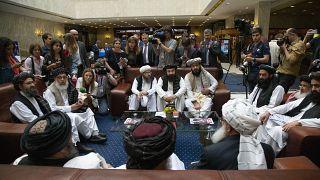 مایک پمپئو: آمریکا آخر فوریه توافق با طالبان را امضا میکند