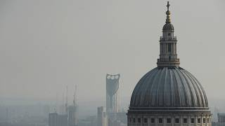 FILE PHOTO: Saint Paul's cathedral in central London on April 9, 2015.