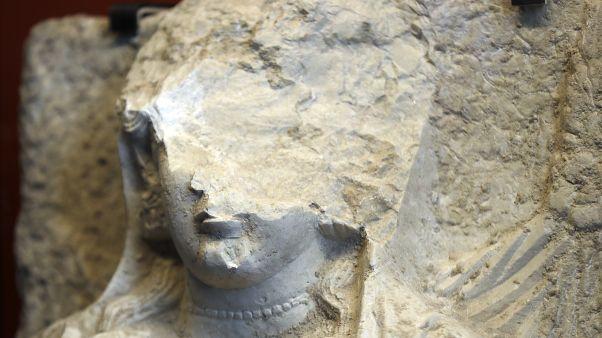 اكتشاف قبر رومولوس الملك المؤسس لروما