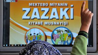 Zazakî