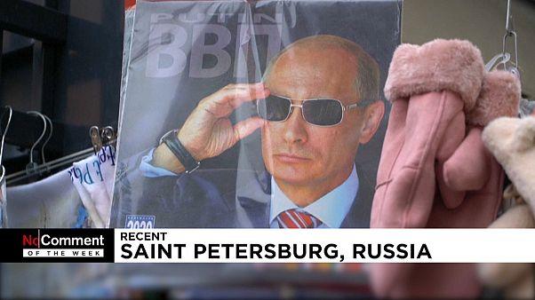 Repülő ember, Trump-fan és Putyin bögre, ezek történtek ahéten