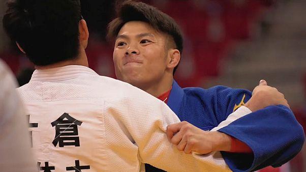 Judo, Düsseldorf Grand Slam: il Giappone fa man bassa di medaglie
