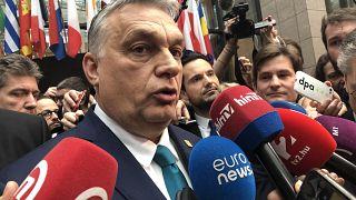 bán Viktor az uniós csúcson
