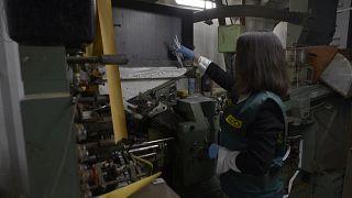 Interpol e Guardia Civil desmantelam fábrica ilegal de tabaco