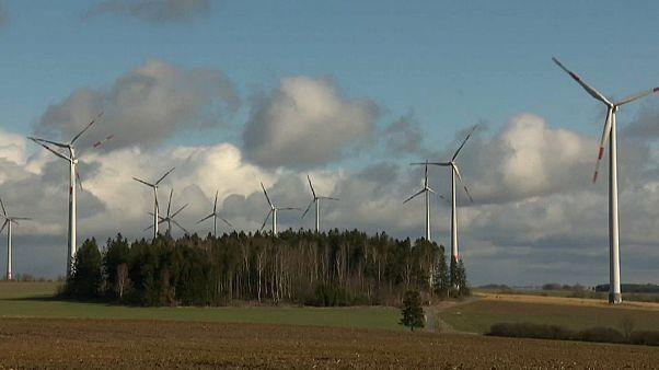 Energia eólica alvo de críticas no estado da Turíngia
