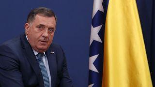 Sırp lider Dodik: Ülkedeki tek siyasi çözüm 'Bosna Hersek'in ortadan kaldırılmasıyla mümkün'