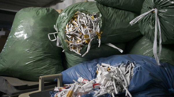 #euroviews : usine de tabac démantelée, œufs pourris dans nos assiettes et Carnaval de Rio