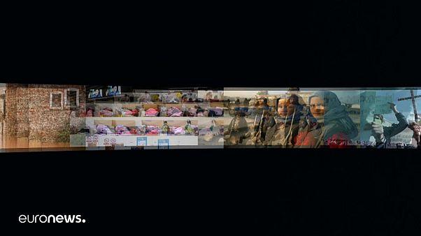 شاهد: العالم في صور من منظر يورونيوز
