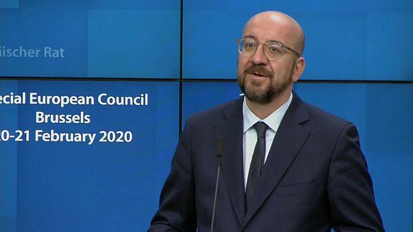 Conselho Europeu sem acordo sobre orçamento plurianual
