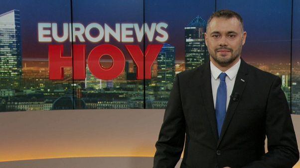 Euronews Hoy | Las noticias del viernes 21 de febrero