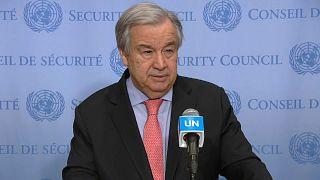 ООН призывает к немедленному прекращению боевых действий в Сирии