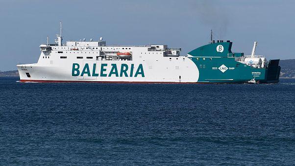 جزيرة مايوركا الإسبانية في البحر المتوسط