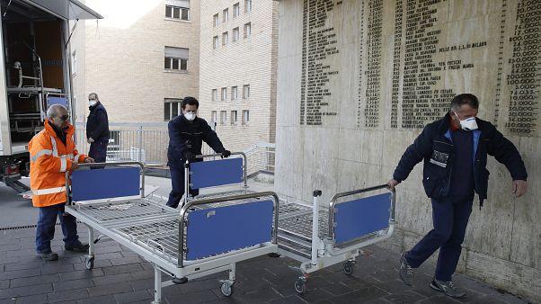 Ιταλία: Δύο νεκροί από τον νέο κοροναϊό- Πάνω από πενήντα κρούσματα