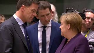 Orçamento plurianual da UE rejeitado