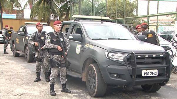 Ввод войск из-за забастовки полиции
