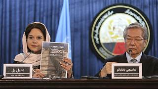 سازمان ملل: تنها در سال ۲۰۱۹ میلادی ۳۵۰۰ غیرنظامی در افغانستان کشته شدهاند