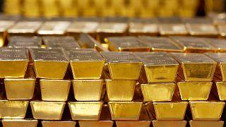 Altın fiyatları koronavirüs etkisiyle rekor seviyeye çıktı