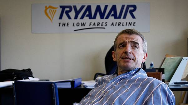 Ryanair CEO'su Michael O'Leary