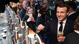 Macron tells farmers he opposes cuts to agricultural subsidies