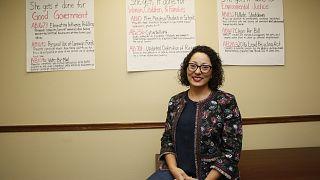 Kaliforniya Eyalet Meclisi üyesi Cristina Garcia