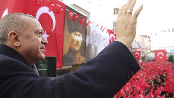 Στην Τουρκία αντιπροσωπεία της ΕΕ