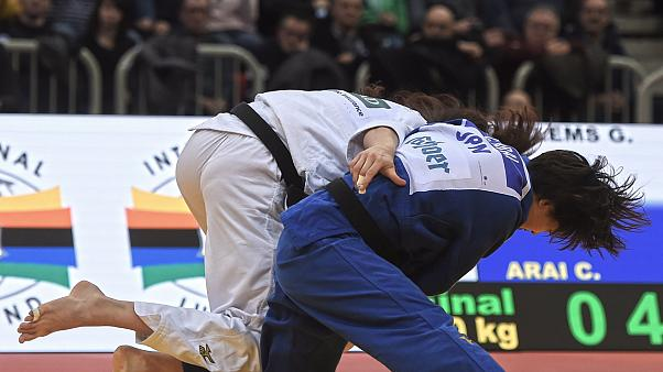 Continued success for Japan's judoka and young Georgian  in Düsseldorf