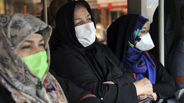 ارتفاع حصيلة ضحايا فيروس كورونا في إيران إلى 12 شخصاً