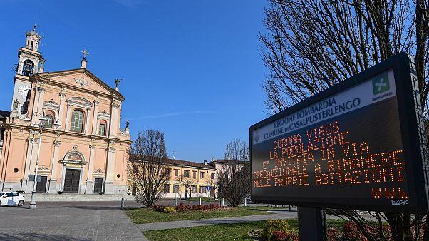 کرونا در جهان؛ ایتالیا چندین شهر را قرنطینه کرد