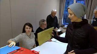 В Гамбурге проходят выборы в парламент