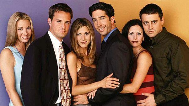 Friends dizisi 15 yıl sonra tekrar hayranlarıyla buluşuyor