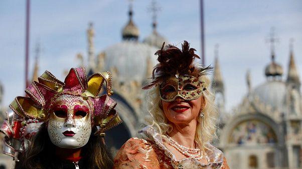 Veneza cancela Carnaval