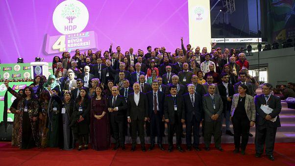 Halkların Demokratik Partisi 4. Olağan Büyük Kongresi