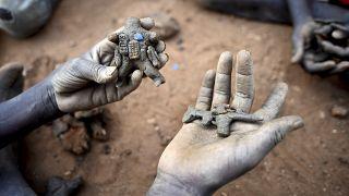 Volt gyerekkatonákat integrál a társadalomba az UNICEF Dél-Szudánban