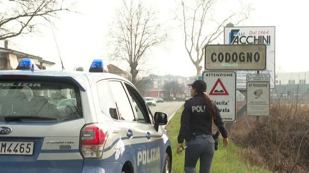El pánico al 'coronavirus de Wuhan' vacía las calles de Codogno