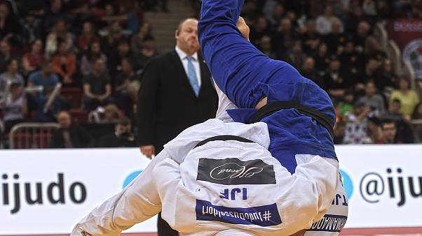 Continued Georgian & Japanese judoka success at Düsseldorf