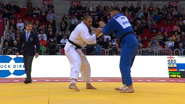 جودو؛ ژاپن و گرجستان زرین ترین مدال های طلا را در دوسلدورف ربودند