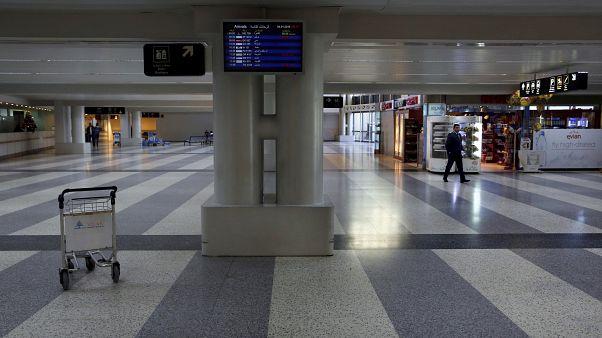 مطار رفيق الحريري في بيروت