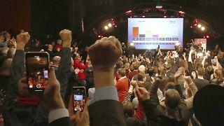 """СДПГ и """"зелёные"""" побеждают на выборах в Гамбурге"""