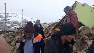 Νέος ισχυρότατος σεισμός στα σύνορα Τουρκίας - Ιράν