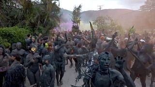 El carnaval más cavernícola de Brasil está en Parati