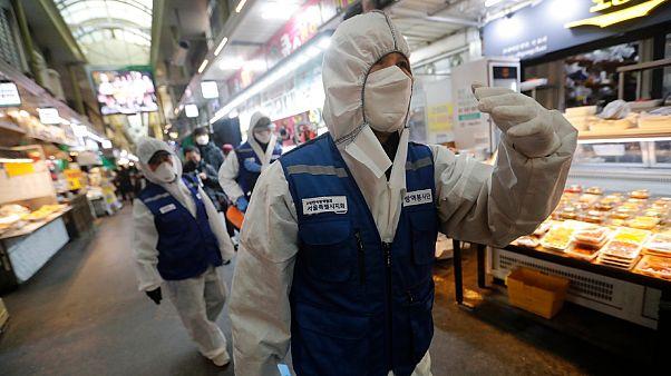 Cinco mortos e mais de 200 casos de infeções em Itália (atualizado)