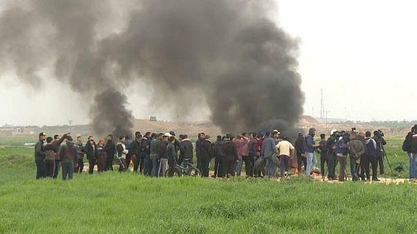 """Израиль нанес удары по базам боевиков """"Исламского джихада"""""""